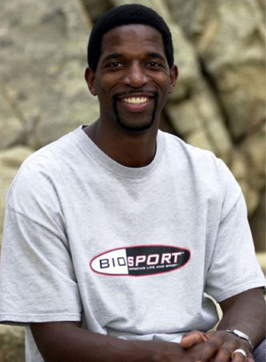 Hire A.C. Green for an event.