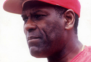 Hire Bob Gibson for an event.