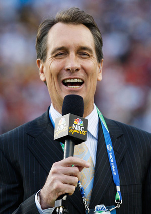 Hire Cris Collinsworth for an event.