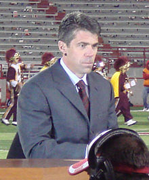 Hire Chris Fowler for an event.