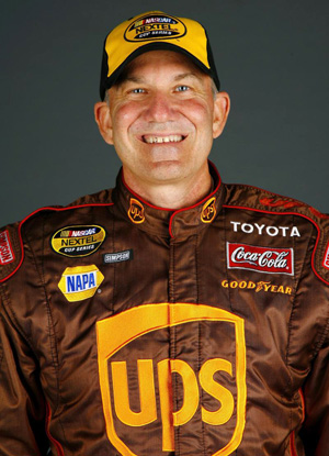 Hire Dale Jarrett for an event.