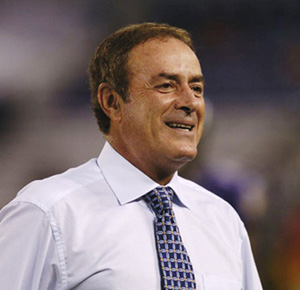 Hire Al Michaels for an event.