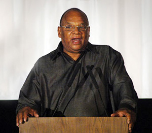 Hire George Raveling for an event.