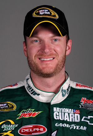 Hire Dale Earnhardt, Jr. for an event.