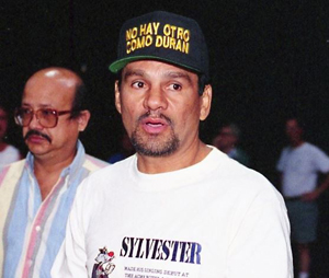 Hire Roberto Duran for an event.
