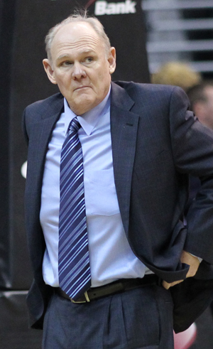 Hire George Karl for an event.