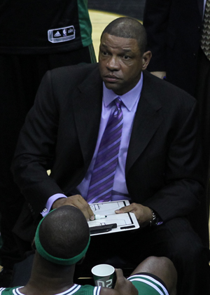 Hire Doc Rivers for an event.