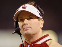 Hire Bob Stoops for an event.