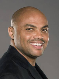 Hire Charles Barkley for an event.