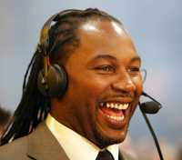 Hire Lennox Lewis for an event.