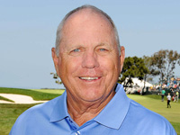 Hire Butch Harmon for an event.