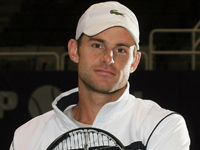 Hire Andy Roddick for an event.